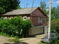 Noginsk, The 3rd Internatsional st, house 144. Private house