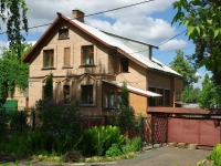 Noginsk, The 3rd Internatsional st, house 156. Private house