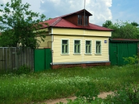 Noginsk, The 3rd Internatsional st, house 164. Private house
