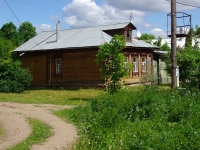 Noginsk, The 3rd Internatsional st, house 172. Private house