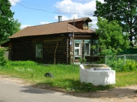 Noginsk, The 3rd Internatsional st, house 182. Private house
