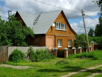 Noginsk, The 3rd Internatsional st, house 186. Private house