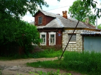Noginsk, The 3rd Internatsional st, house 198. Private house