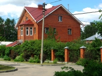 Noginsk, The 3rd Internatsional st, house 210. Private house