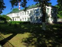 诺金斯克市, 国立重点高级中学 Ломоносовский, Rabochaya st, 房屋 4