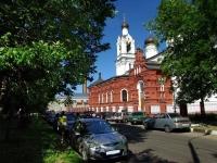 Ногинск, церковь Тихвинская, улица Рабочая, дом 6