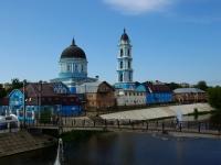 诺金斯克市, 大教堂 Богоявленский, Rabochaya st, 房屋 16