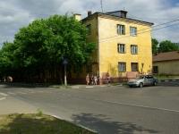 Ногинск, улица Рабочая, дом 47А. многоквартирный дом