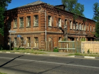 Noginsk, Rabochaya st, house 48. Apartment house