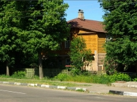 Noginsk, Rogozhskaya st, house 98. Private house