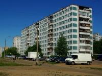 Noginsk, Belyakov st, house 3. Apartment house