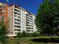 Noginsk, Belyakov st, house 29. Apartment house