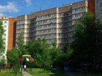 Noginsk, Belyakov st, house 33. Apartment house