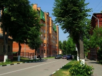 Noginsk, Krasnoarmeyskaya st, house 4. Apartment house