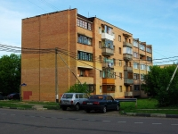 Noginsk, Lebedevoy st, house 2. Apartment house