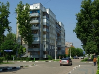 Noginsk, Lebedevoy st, house 4. Apartment house
