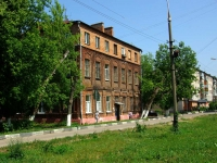 Noginsk, Lebedevoy st, house 30. Apartment house