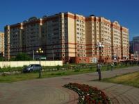 Ногинск, улица Декабристов, дом 1В. многоквартирный дом