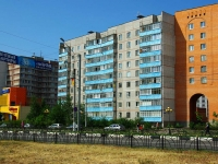 Noginsk, Dekabristov st, house 7. Apartment house