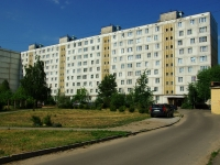 Noginsk, Dekabristov st, house 8. Apartment house