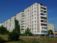 Noginsk, Dekabristov st, house 12. Apartment house