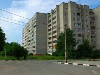 Noginsk, Dekabristov st, house 92. Apartment house with a store on the ground-floor
