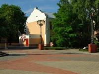 Noginsk, museum Ногинский краеведческий музей, Bugrov square, house 2