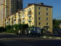 Noginsk, Klimov st, house 29. Apartment house