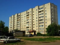 Noginsk, Klimov st, house 38. Apartment house