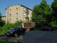 Noginsk, Klimov st, house 41А. Apartment house