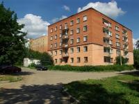 Noginsk, hostel Общежитие педагогического колледжа, Klimov st, house 44Г