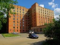 Noginsk, hostel Общежитие Торгово-экономического техникума, Klimov st, house 46Г