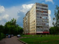 Noginsk, Komsomolskaya st, house 12. Apartment house