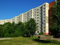 Noginsk, Komsomolskaya st, house 18. Apartment house