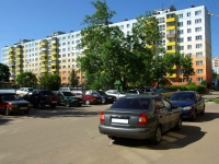 Noginsk, Komsomolskaya st, house 80. Apartment house