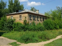 Noginsk, 1st Dekabrsky alley, house 1. Apartment house
