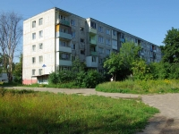 Noginsk, Bolnichny Ln, house 4. Apartment house