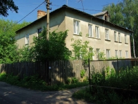 Noginsk, Bolnichny Ln, house 7. Apartment house