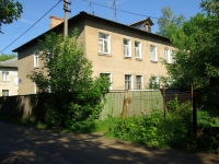 Noginsk, Bolnichny Ln, house 9. Apartment house