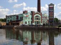 Noginsk, shopping center Морозовский, Sovetskoy Konstitutsii st, house 2А