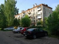 Ногинск, улица Советской Конституции, дом 29А. многоквартирный дом