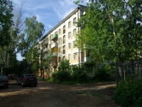 Ногинск, улица Советской Конституции, дом 40Б. многоквартирный дом