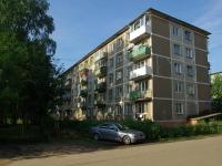 Noginsk, Sovetskoy Konstitutsii st, house 42Б. Apartment house