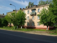 Noginsk, Sovetskoy Konstitutsii st, house 43. Apartment house