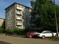 Ногинск, улица Советской Конституции, дом 44Б. многоквартирный дом