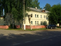 Noginsk, Sovetskoy Konstitutsii st, house 47. Apartment house