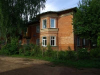 Noginsk, Sovetskoy Konstitutsii st, house 51А. Apartment house