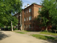Noginsk, Zhaktovskaya st, house 8. Apartment house
