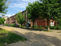 Noginsk, Zhaktovskaya st, house 10. Apartment house