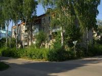 Noginsk, Molodezhnaya st, house 4А. Apartment house